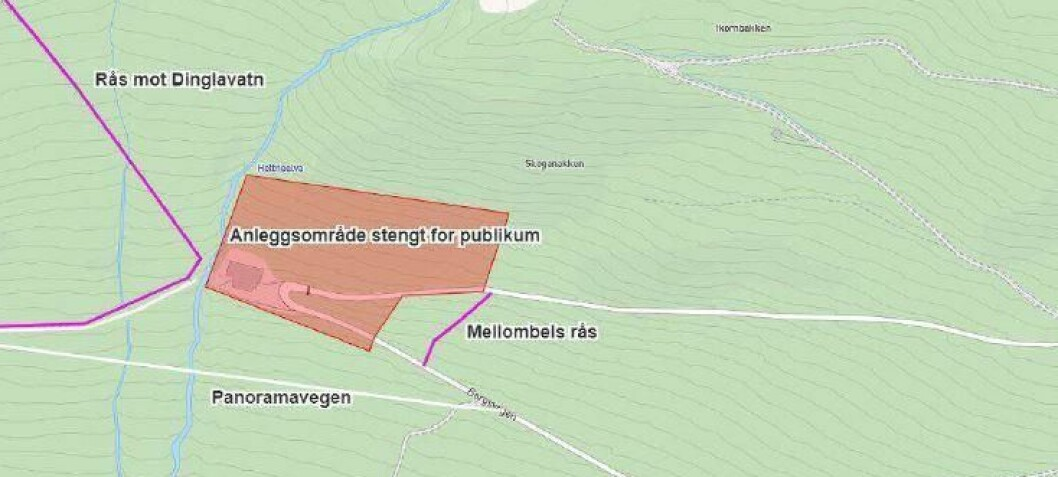 Turvei i Volda stengt frem til juni 2022 - dette er grunnen