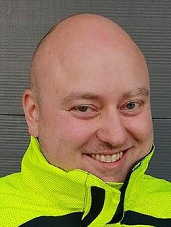 Olav Amund Myklebust
