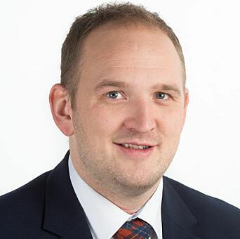 Stortingsrepresentant Jon Georg Dale (FrP) er ikkje overasska over skulevalresultatet, men hadde ikkje forventa så høge tal.