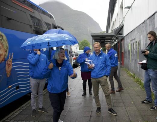 Mæland skuffa over resultatet