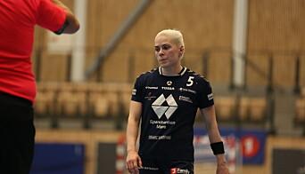 KAPTEIN: Kine Kvalsund.