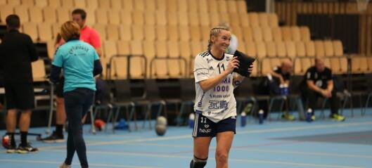 Ida Alstad skryter av Volda: – Gjør en god kamp