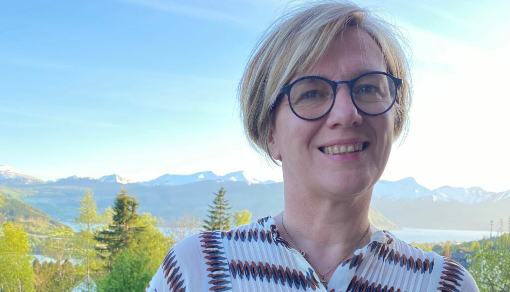 VELKOMMEN: Volda-ordfører synes det er bra Norges topp-politikere besøker Volda.