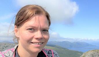 GOD ERFARING: Fiksdal har en bachelor i havbruk og etterutdanning i fiskehelse.