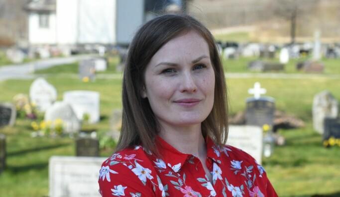 Marit Aklestad er nestleder i Ørsta SV.