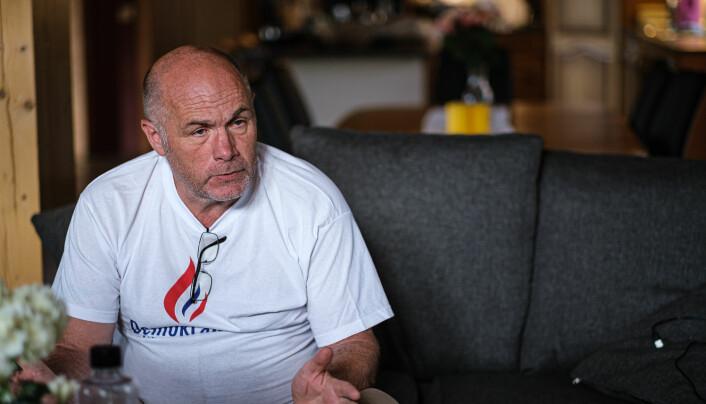 Kjell Vigleik Aasen liker dårlig at innvandrere ifølge ham selv får mer sosialhjelp enn pensjonister.