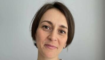 NY KULTURLEDER: Kristina Kostopoulos tok over som kulturleder i Volda i mai.