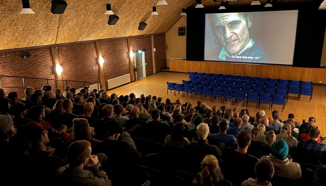 KULTUR: Høsten har mange gode kulturtilbud til publikum.