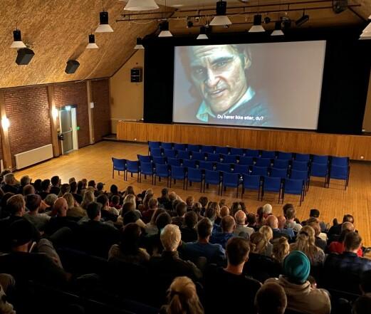 Kutter kinoprogrammet i Volda