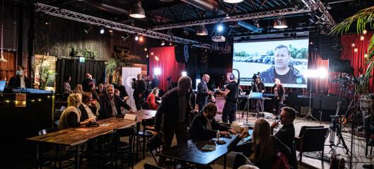 Følg spenningen fra valgvaken i Ålesund
