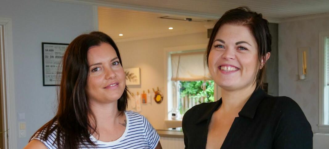 Andrea (36) og Mia (33) utleverer seg sjølv i ny hobby