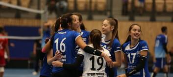 Edna (12) bidro til volleyball-suksess for Volda
