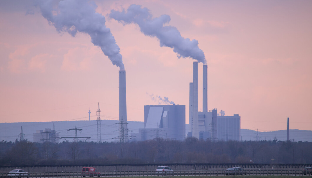 MILJØSKADELIG: Kullkraftverk, slik som dette i Tyskland, er noe man ønsker å redusere bruken av, ifølge Havåg i Tussa.
