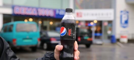 Her får du Voldas billigste Pepsi Max