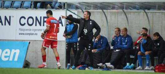 Lanseres som trener til 1. divisjonsklubb