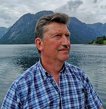 Robert Welsvik, styreleder i Steinsvik Olivine AS,forteller at selskapet har iverksatt flere tiltak for å eliminere støvflukt.