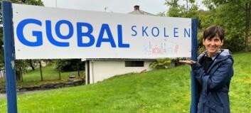Lilli har til sammen 1200 elever i over hundre land