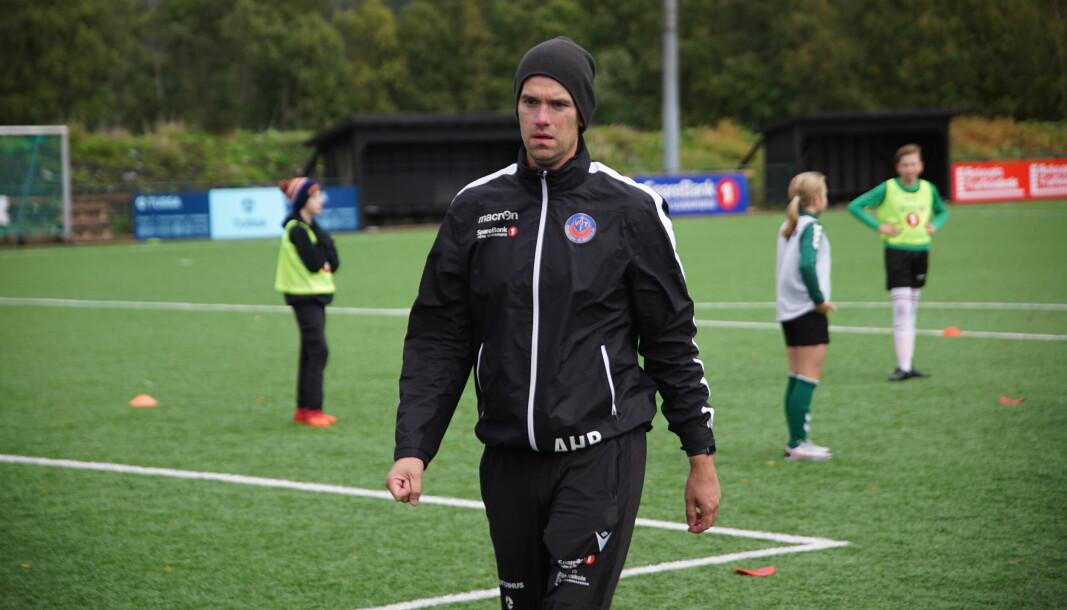 NOMINERT: Arild Hagen Bakke har vært en del av VTI Fotball siden 2005, og han sees på som en ildsjel av mange i lokalmiljøet.