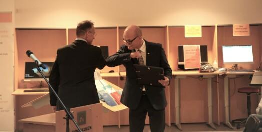 FoU-prisen 2021 utdelt på Høgskulen i Volda