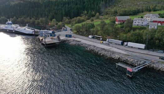 B-kaia på Festøya erstattes: Koster 40 millioner kroner