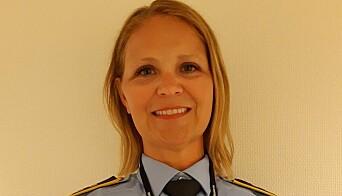 Janne Woie er seksjonssjef for etteretning, forebygging og etterforskning. Hun er glad for at et dyrepoliti blir etablert i løpet av kort tid.
