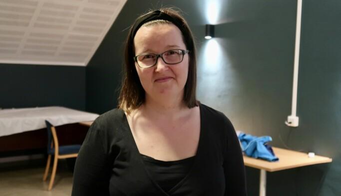 Det var mor Heidi Fagna som tenkte at teater ville være noko for Georg.