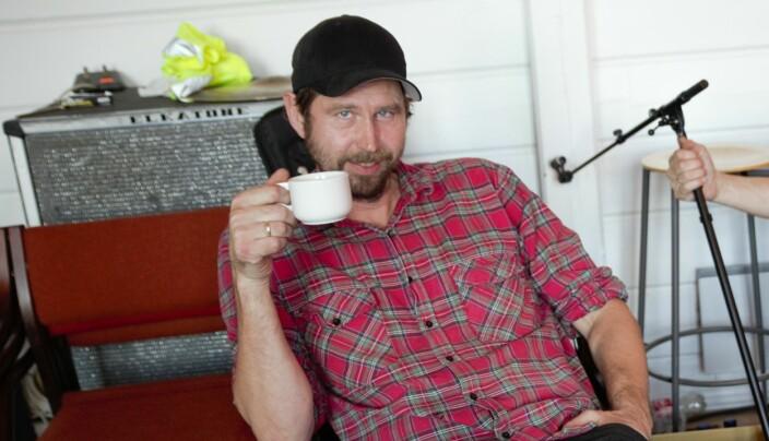 DETEKTIV: Knut Steinnes forteller at bandet har et mål om å lage detektiv-aktig musikk.