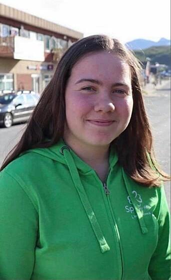 UVITENHET OM SAMER: Anne Martine Brox-Antonsen tror det hadde vært mindre uvitenhet om samer og samisk kultur dersom sametingsvalget hadde vært synligere - for alle.