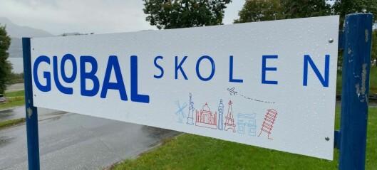 Volda kommune kjøper opp Globalskolen