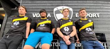 Volda E-Sport - Skjermkrigerne