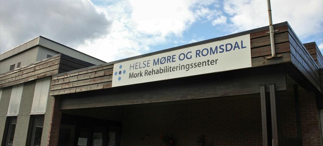 Vurderer å flytte Mork rehabiliteringssenter