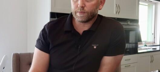 Då Kjetil Grodås (42) var liten, fekk han ei julegåve som skulle forandre livet hans