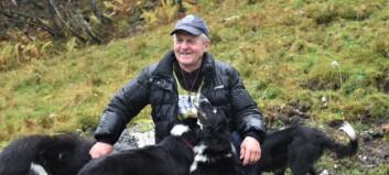 Jan (70) og Frøya (5) imponerte i norgesmesterskap:– Hemmeligheten er å være kompiser