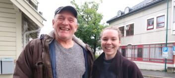 Øyvind og Martha opnar kulturfesten