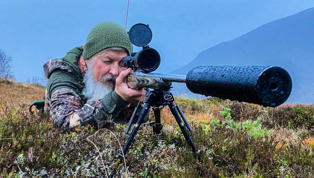 På jakt:– Noen ser på oss som mordere
