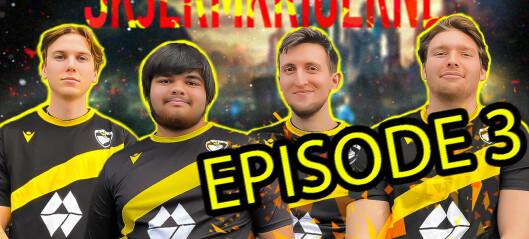 Kan de klare opprykk? Se tredje og siste episode av Skjermkrigerne!